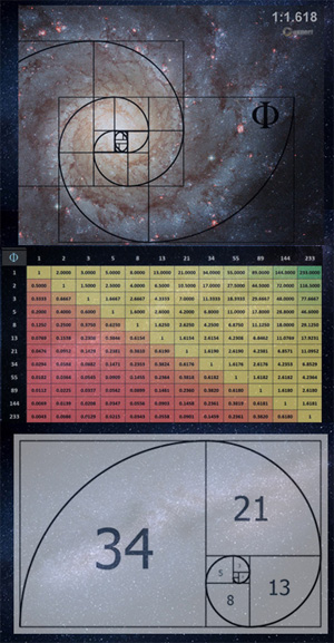 Phi and the Fibonacci Numbers